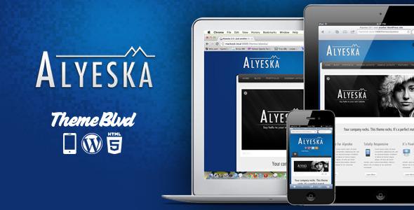Alyeska 企业网站wordpress主题[更新至v3.19.3]