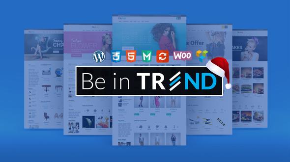 TREND 购物商城 WordPress主题 v1.9.6