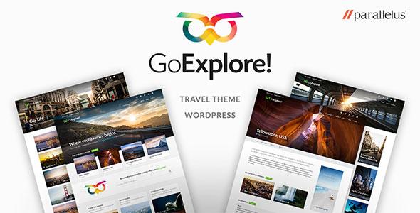 GoExplore 旅游 WordPress主题 v1.2.6