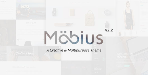 Mobius 多用途 WordPress主题 v2.4.5