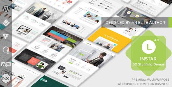 Linstar 多用途 WordPress主题 v4.0.7