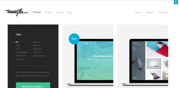 Themezilla 2015最新全部 WordPress主题