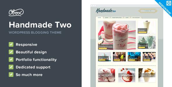 Handmade Two 商城 WordPress主题 v2.2.1