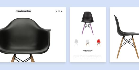 Merchandiser WooCommerce购物商城 WordPress主题 v1.2.4